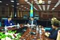 Ассамблея сессиясына делегация әзір